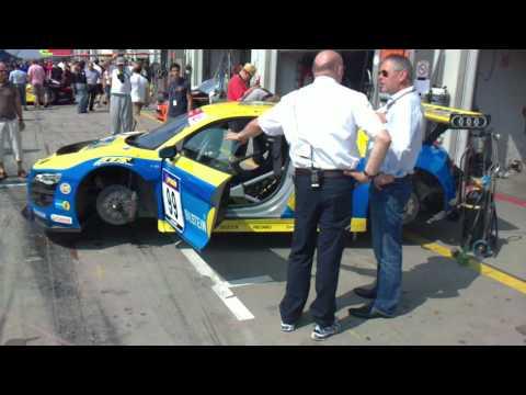 Hans Joachim Stuck und der Fallende Audi.MP4