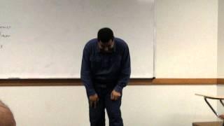 Learn English 110-111: Civil Inattention speech