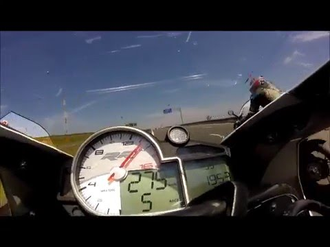 BMW S1000RR VS Ducati Panigale Bandeirantes Parte 03