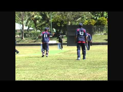 Samoa Vs Norway  ( WCL Division 8 )