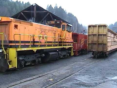 Part III - Hull-Oakes Railroad Operation