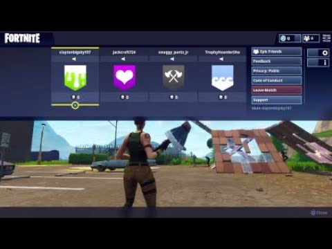 Fortnite Battle Royale: How To Mute Other Players