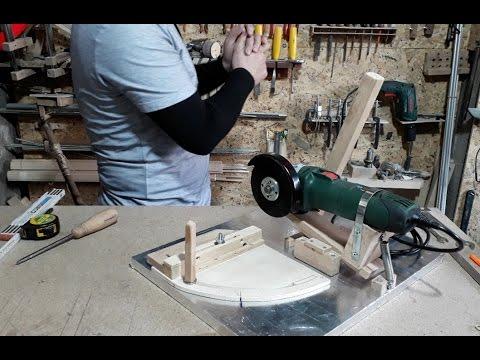 taşlama motoru ile  açı kesme yapmak (...