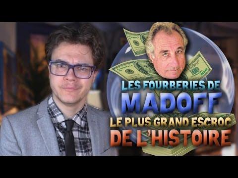 Les Fourberies de Madoff : Le Plus Grand Escroc de L'Histoire [BULLE N°4]