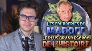 BULLE : Le Plus Grand Escroc de L'Histoire - Les Fourberies de Madoff