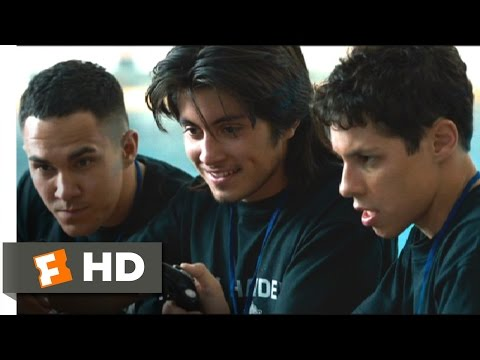 Spare Parts (2015) - The Competition Begins Scene (7/10) | Movieclips