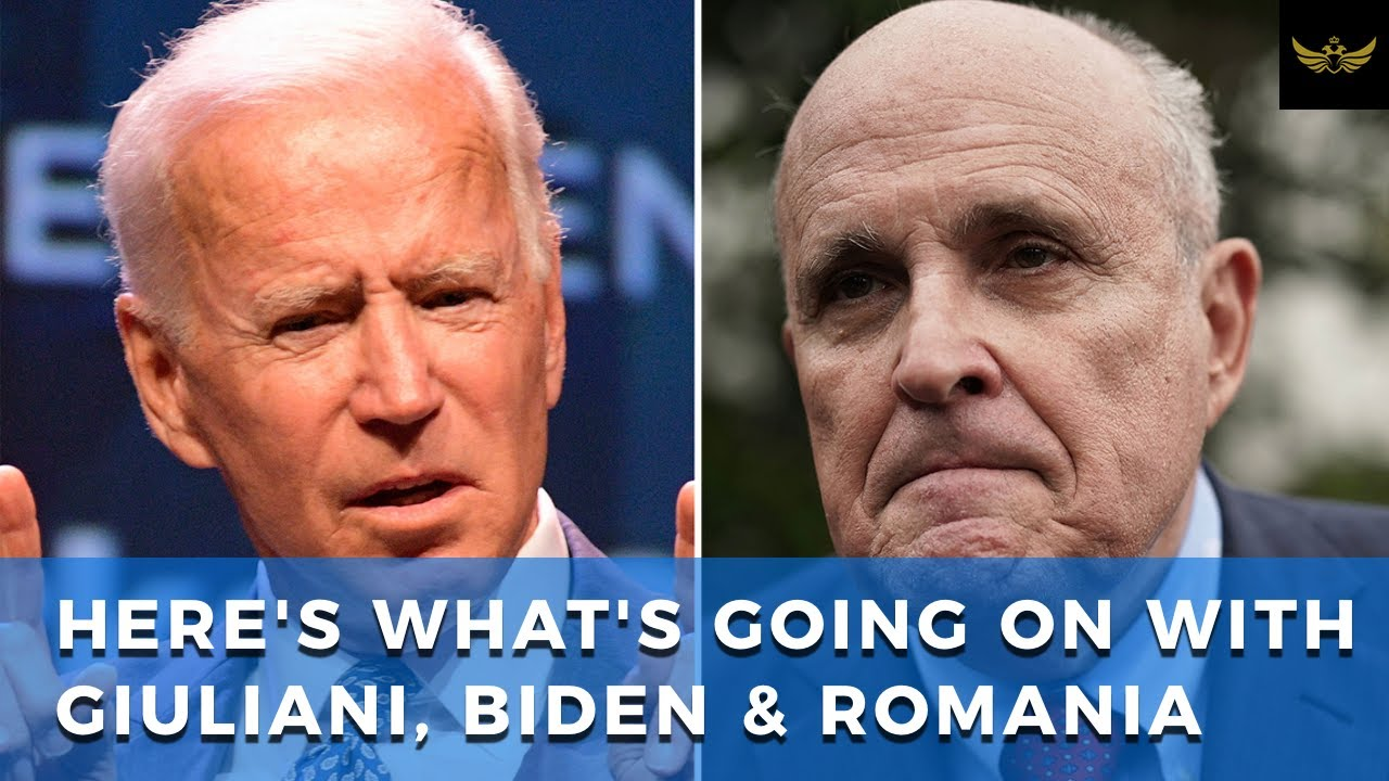 Giuliani broadens Biden corruption with Romania mention (Video)