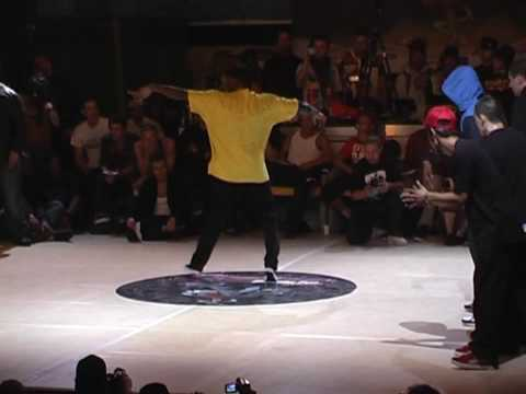 DREAM TEAM RUSSIA vs SANS LIMITE Part 2 - Chelles Battle Pro 2009