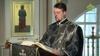 Читаем Евангелие вместе с Церковью 13 апреля 2020. Евангелие от Матфея. Глава 24, ст.3-35.