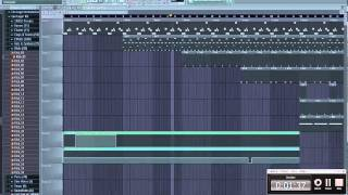 YG - Bicken Back Being Bool (Remake FL Studio)