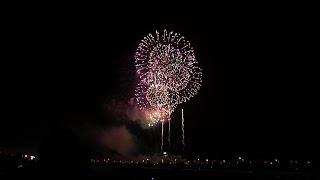 2017 大曲の花火 スペシャルスターマイン 秋田魁新報社 NTTグループ Special StarMine OMAGARI Fireworks