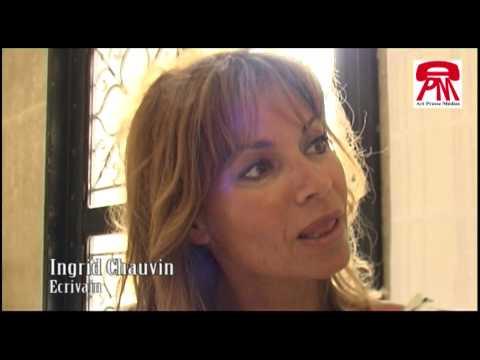 Surface Libre # 100 - Plumes de Stars - Ingrid Chauvin