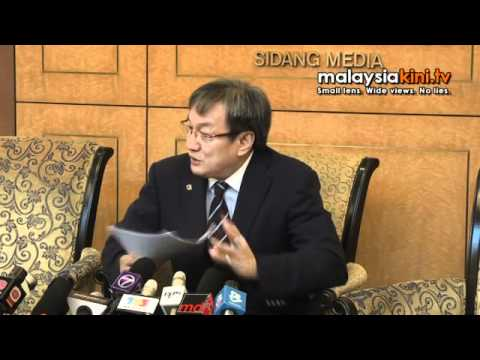 Wee: No mention of conspiracy in statutory declaration