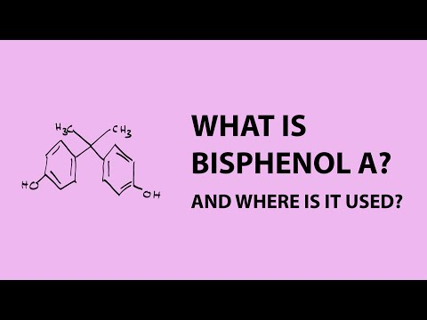 What is Bisphenol A, and where is it used?