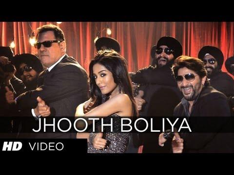 Jolly LLB Jhooth Boliya Full Video Song || Arshad Warsi, Amrita Rao, Boman Irani