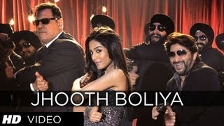 Jolly LLB Jhooth Boliya Full Video Song || Arshad Warsi, Amrita Rao, Boman Irani