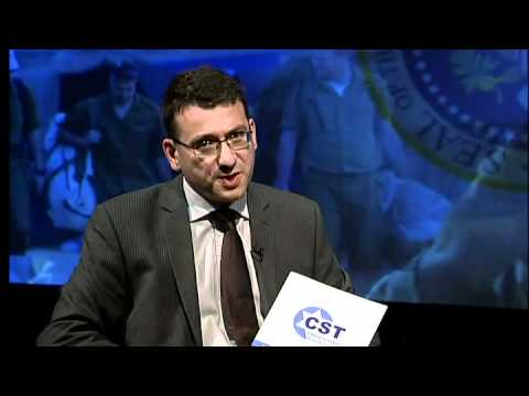 The Middle East Report -  Mark Gardner Community Security Trust