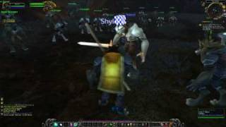 Warcraft - Worgen Starting Area Level 9-10: Box hat and there's trouble at t'mill!