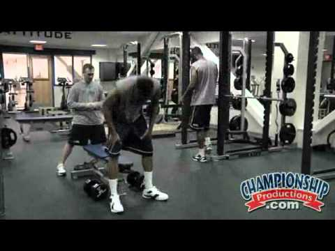 Off-Season Strength Training For Basketball Players