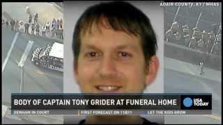Firefighter dies after ice bucket challenge injury