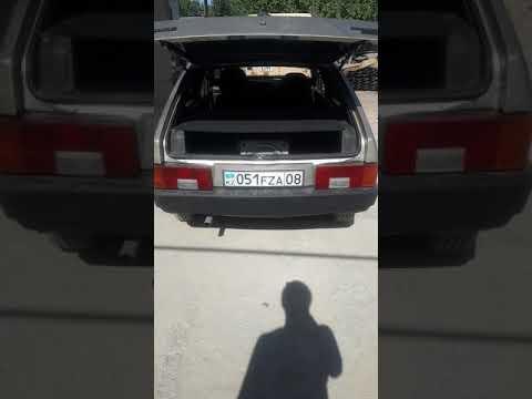 Открытие багажника с пульта или с кнопки Ваз 2109 - 2114
