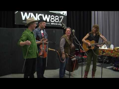 Foghorn Stringband - Interview after 'Lonesome Homesick Blues'