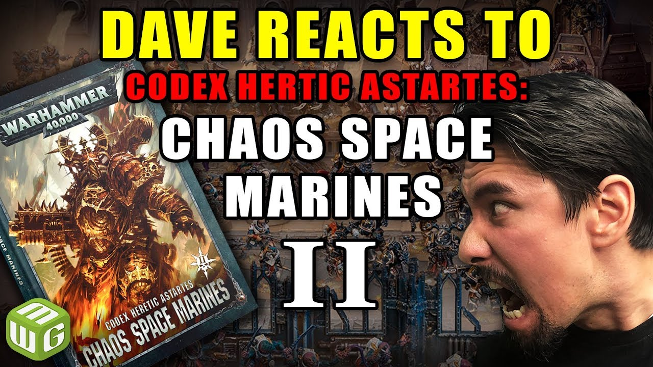 NEW Chaos Black Legion Terminators RULES for Abaddon