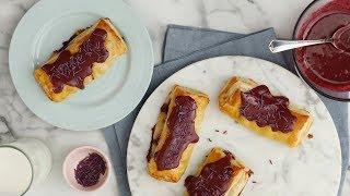 Blueberry Toaster Pastries - Martha Stewart