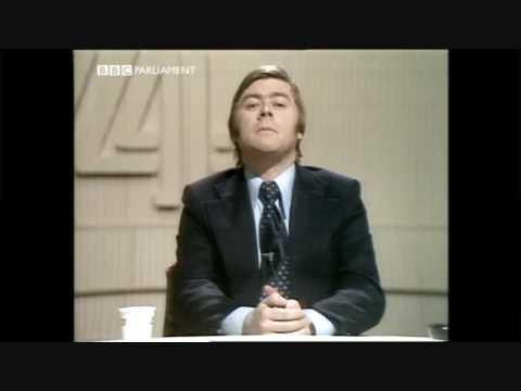 Mike Yarwood on Election Night 1974