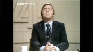 Mike Yarwood on Election Night 1974