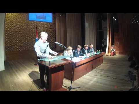 Отчет главы поселения (24 января 2013)