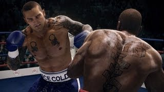 Fight Night Champion Movie Cutscenes