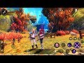 WOW.. NEW OPENWORLD! KINGDOM OF AURA Gameplay Android Openworld MMORPG ANIME GAME 奧拉王國