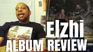 ELZHI - 'SEVEN TIMES DOWN EIGHT TIMES UP' ALBUM REVIEW/REACTION by DEL
