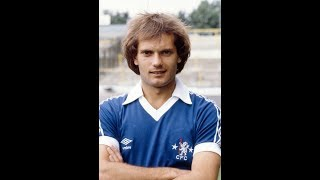 Ray Wilkins, Ex-england captain and Chelsea midfielder, English football player ,aged 61