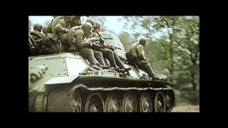 World War 2 In HD Colour (Documentary HD 1080p) Part 7