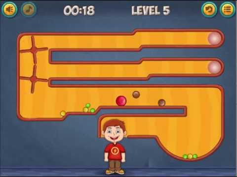 Candy Ride 4 Level 1 - 7 Walkthrough | 3 Stars | Online Game |