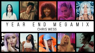 Year End Megamix 2019 by Chris Wess