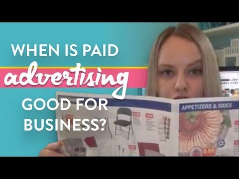 When Is It Time To Invest in Paid Advertising? (Awkward Marketing, Episode 33)