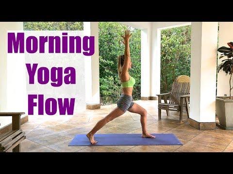 Morning Yoga Flow (intermediate)