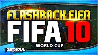 FIFA 10 WORLD CUP WITH SIMON | FLASHBACK FIFA