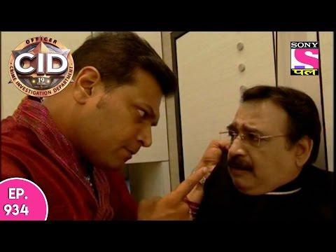 CID - सी आई डी - Episode 934 - 11th January 2017 thumbnail