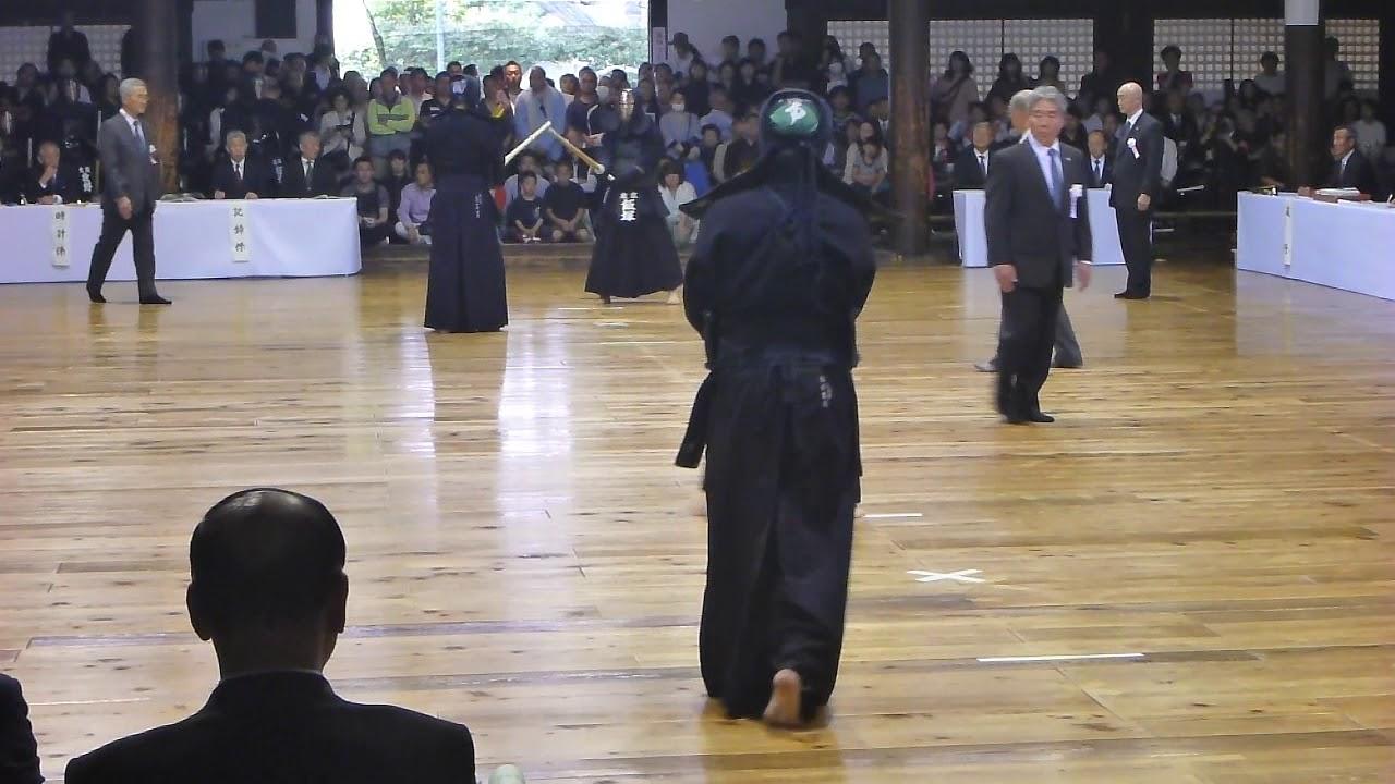 第114回全日本剣道演武大会 練士...