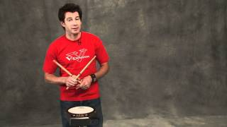 V-Drums Lesson 40: Johnny Rabb - 16th-Note Accents