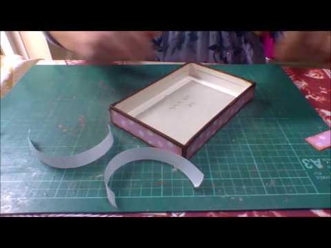 The Trinket Parlour DT Project Mini Suitcase Part 2