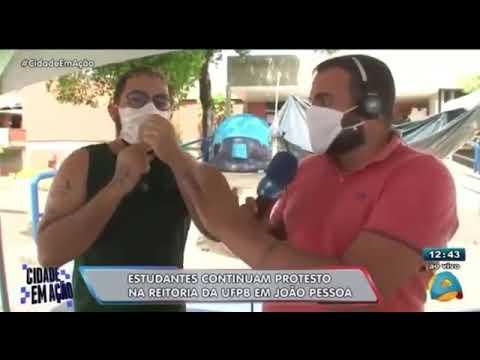 Repórter da TV Arapuan recebe repúdio do Sindicato dos Jornalistas apos polemica  entrevista