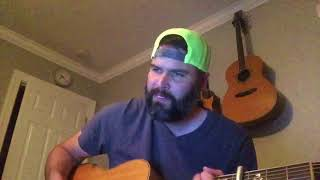 """I Lived It"" Blake Shelton Cover - Mark Bunn"