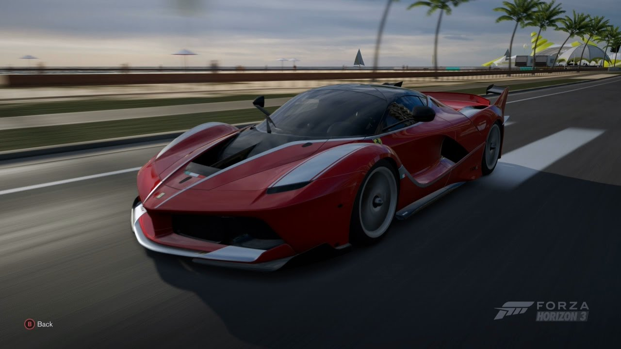 FERRARI FXX K!!! Forza Horizon 3 Gameplay