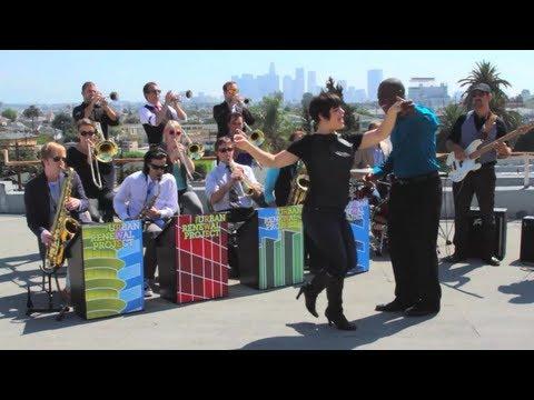 Rooftops & Parking Lots -- The Urban Renewal Project ft. Aubrey Logan & Elmer Demond