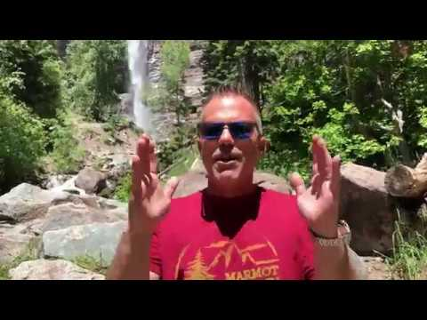 Laser focused? Like a waterfall?  {Freedom Friday Focus}